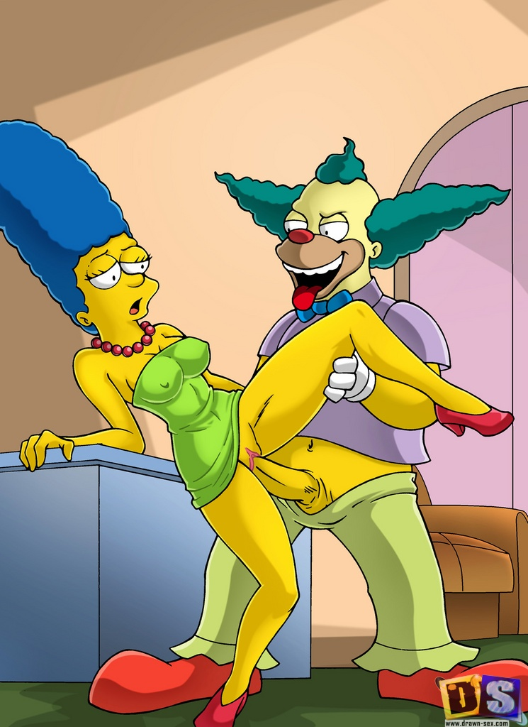 [Megapost] The simpsons porn!!!